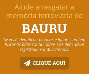 Crowdsourcing - Museu Ferroviário Regional de Bauru